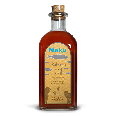 Naku Salmon Oil product