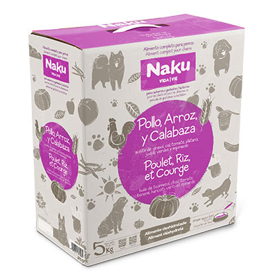 Naku Vie product