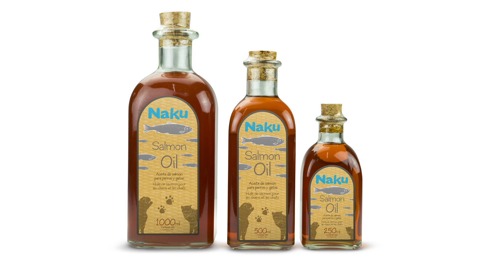 Naku Salmon Oil