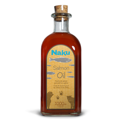 Naku Salmon Oil
